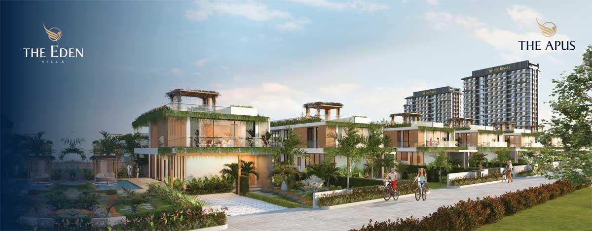 The Eden Villa - THE APUS PHƯỚC HẢI