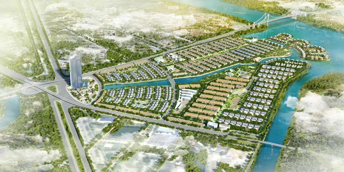 Toàn cảnh Dự án Vinhomes Green Hạ Long Xanh