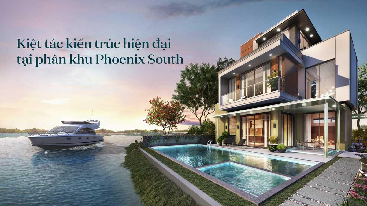 biet thu dao phuong hoang phoenix south - PHOENIX SOUTH