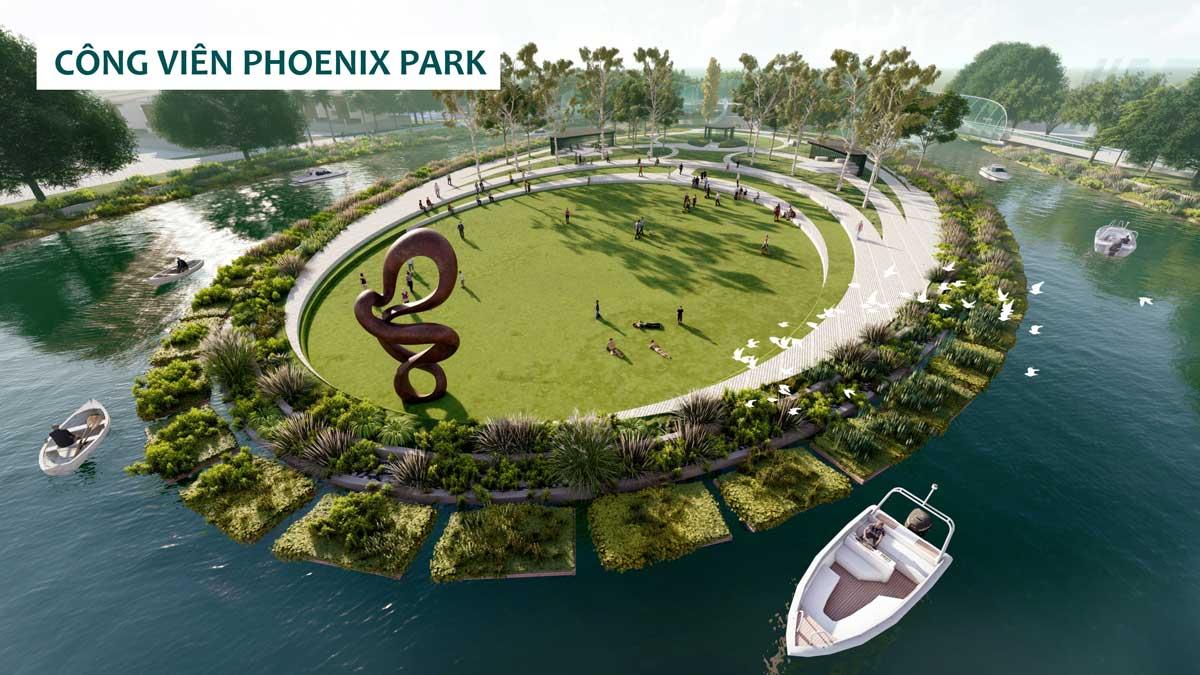 cong vien phoenix park - PHOENIX SOUTH