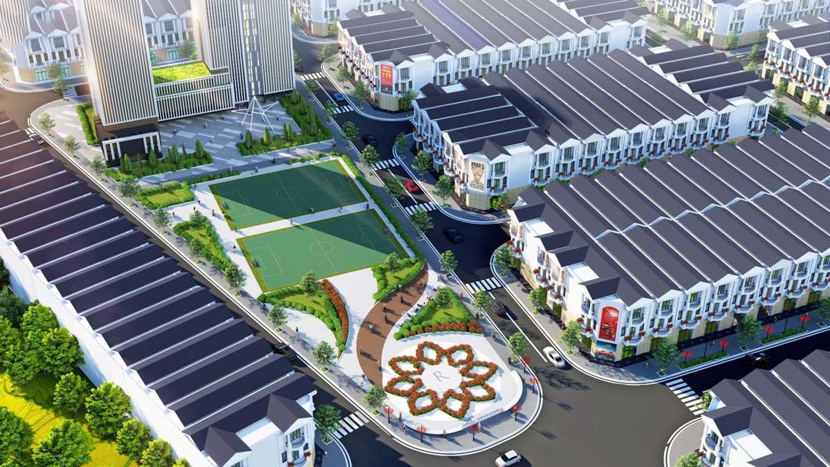 khu the thao Rosa Riverside Complex - Rosa Riverside Complex Đà Nẵng