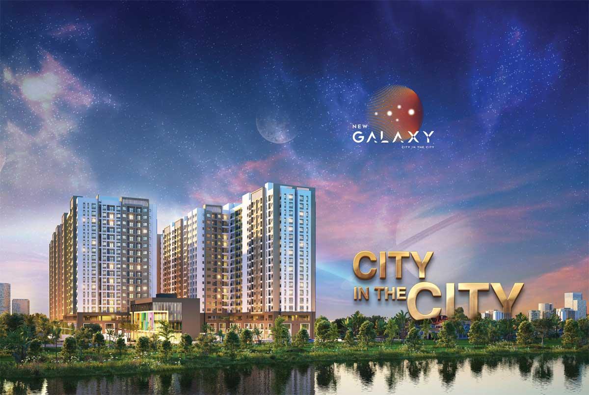 new galaxy city in the city - DỰ ÁN CĂN HỘ NEW GALAXY DĨ AN BÌNH DƯƠNG