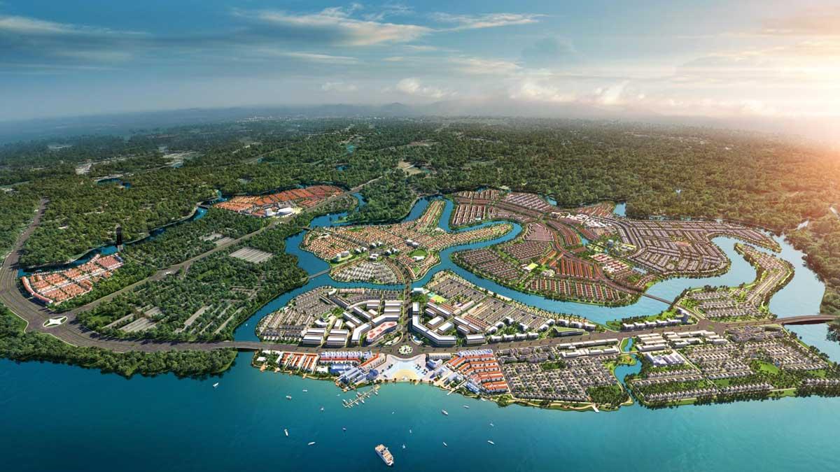 Đảo Phượng Hoàng Phoenix Island- Aqua City