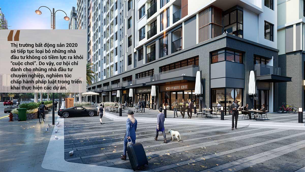 thi truong bat dong san nam 2020 tai tphcm - Năm 2021 Khu vực nào đang thu hút nhà đầu tư bất động sản tại TP HCM?