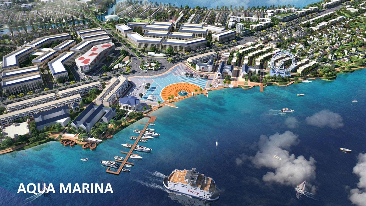 tien ich ben du thuyen aqua marina - ĐẢO PHƯỢNG HOÀNG PHOENIX ISLAND