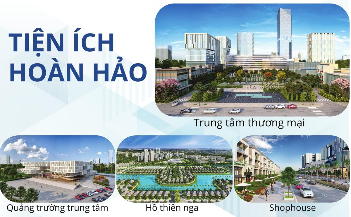 tien ich noi khu pho thuong mai an khang residence - PHỐ THƯƠNG MẠI AN KHANG RESIDENCE