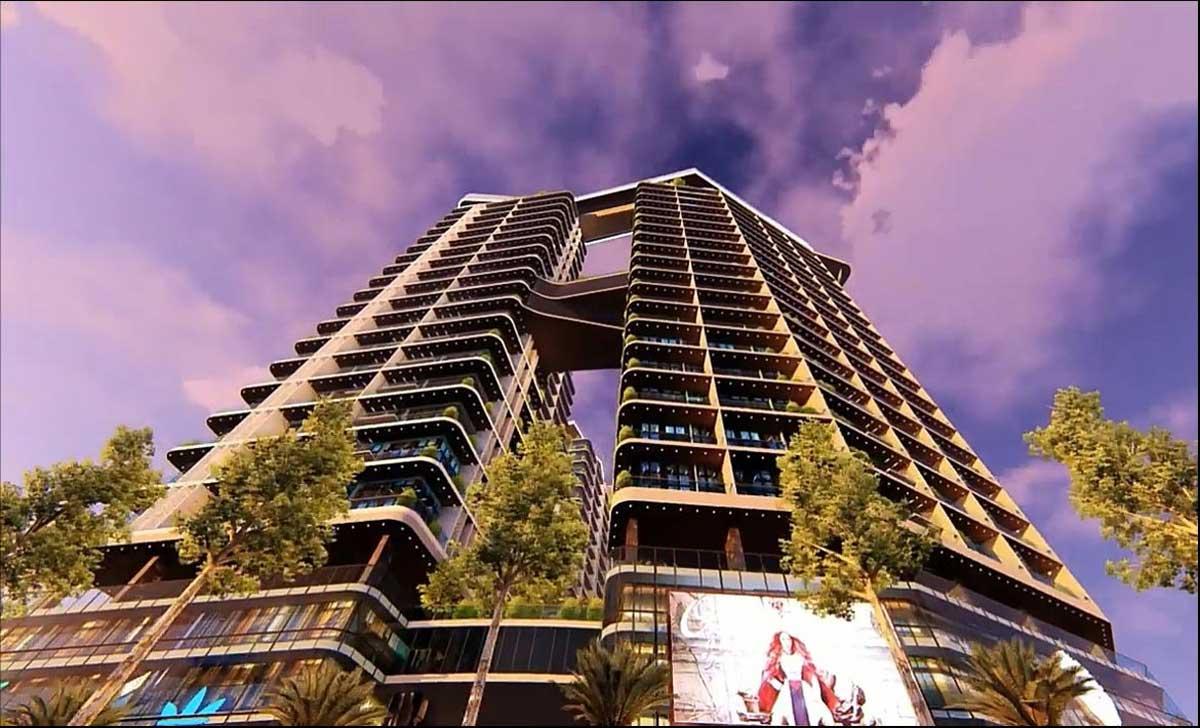 Phối cảnh Dự án Căn hộ Sunshine Legend Sky Villas Quận 7