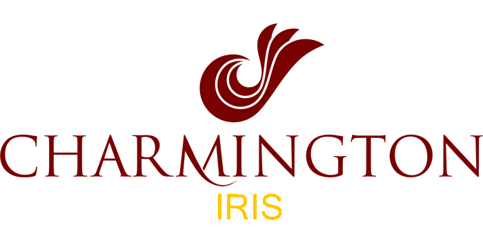 Logo Charmington Iris - CHARMINGTON IRIS