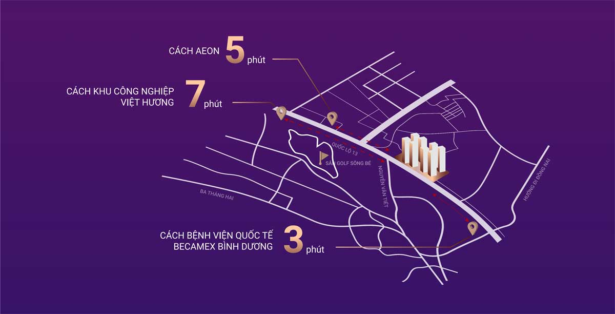 astral city vi tri trung tam kinh te binh duong - Astral City thuộc tỉnh thành có nền kinh tế phát triển vượt bậc, GDP thuộc top đầu cả nước