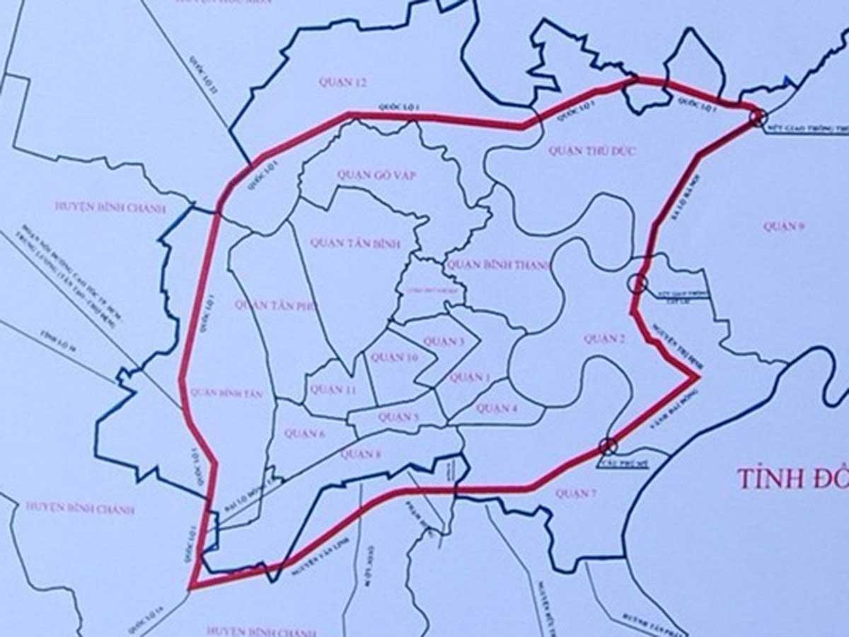 Tuyến Đường Vành Đai 1 Thành Phố Hồ Chí Minh