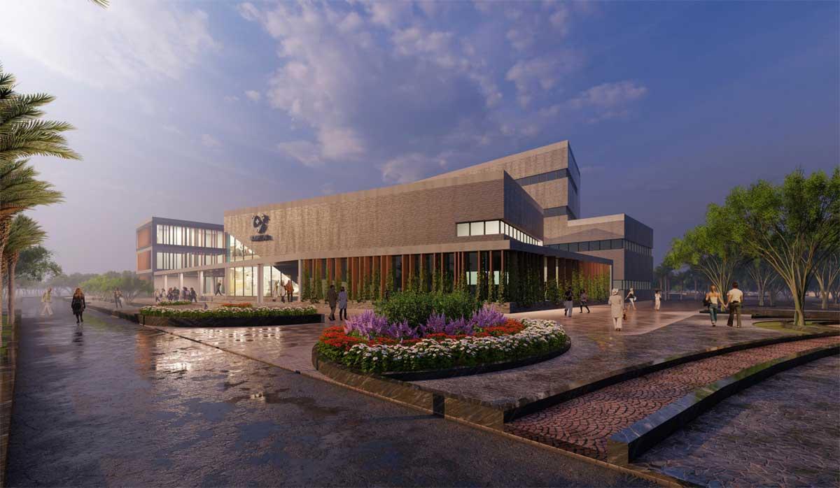 khu benh vien the new city chau doc - THE NEW CITY CHÂU ĐỐC