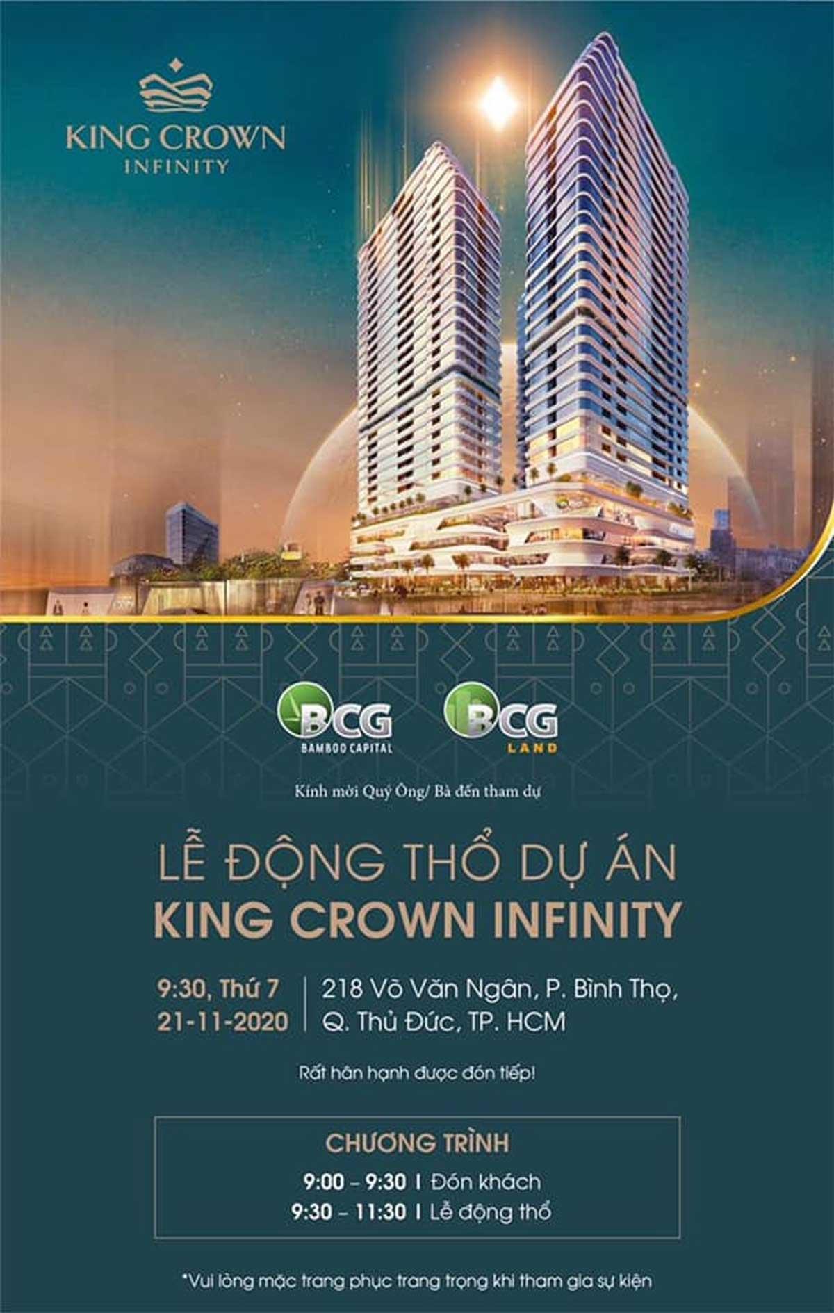 le dong tho du an king crown infinity thu duc - KING CROWN INFINITY THỦ ĐỨC