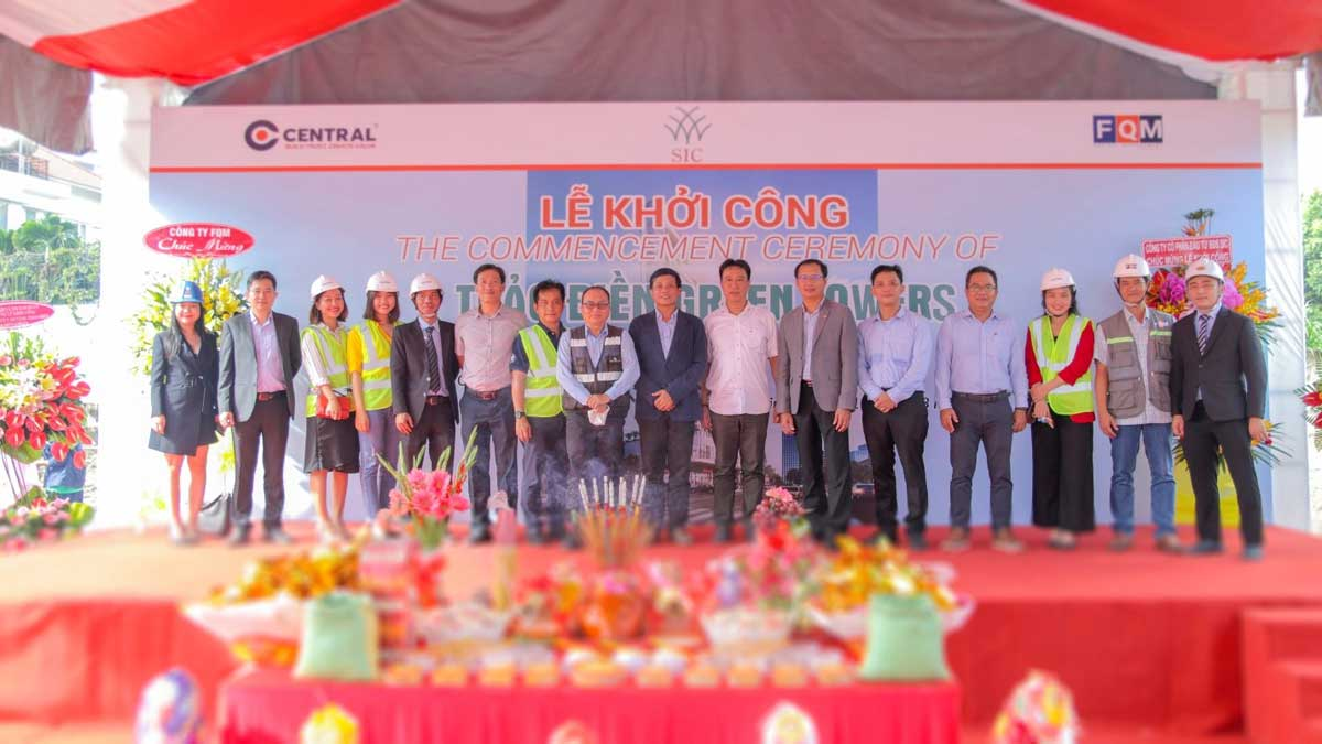 le khoi cong du an can ho thao dien green towers - Thảo Điền Green Towers Quận 2