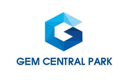logo gem central park - GEM CENTRAL PARK