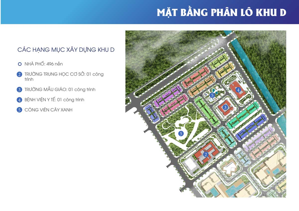 mat bang phan khu D The new city chau doc - THE NEW CITY CHÂU ĐỐC