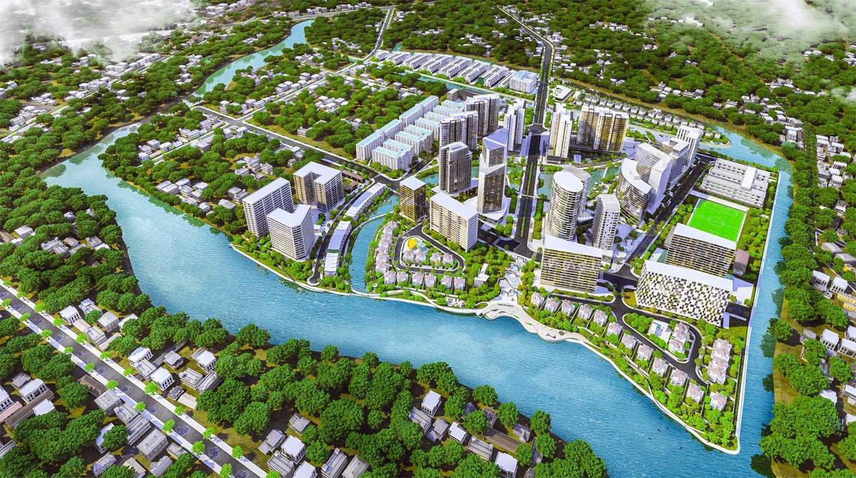mat bang tong the du an mizuki park 2020 - FLORA MIZUKI PARK