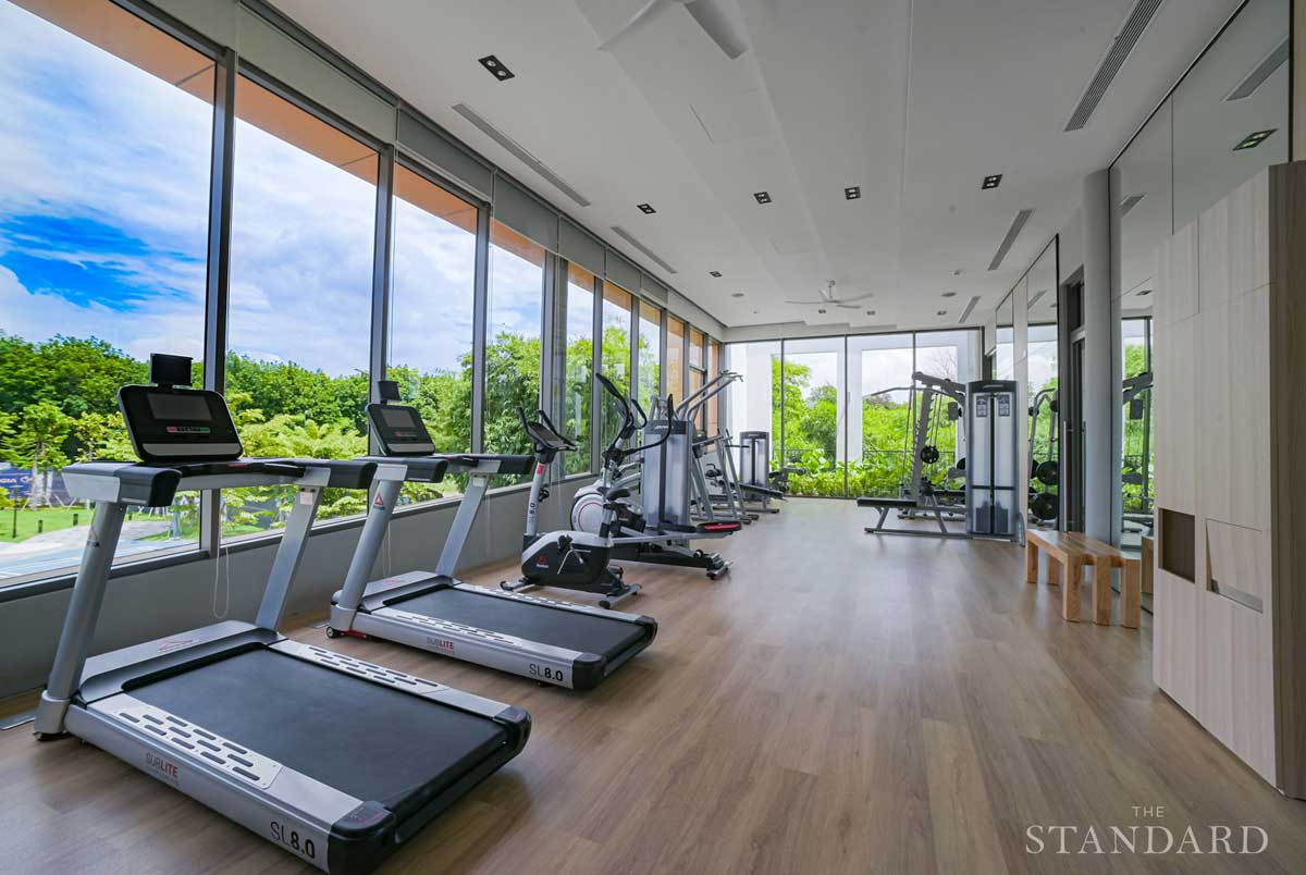 phong gym Du an The Standard Central Park - THE STANDARD CENTRAL PARK BÌNH DƯƠNG
