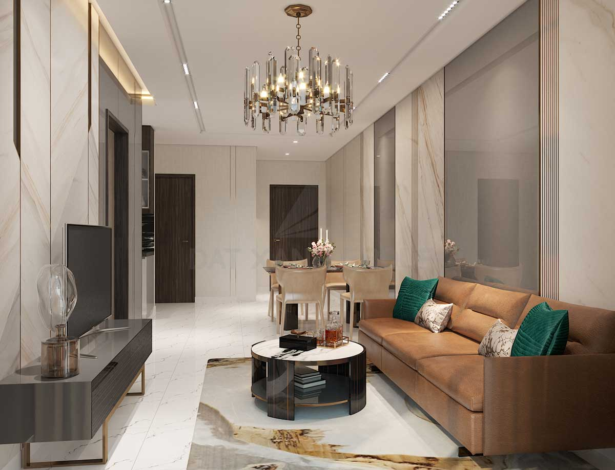 sofa can ho opal cityview - OPAL CITYVIEW