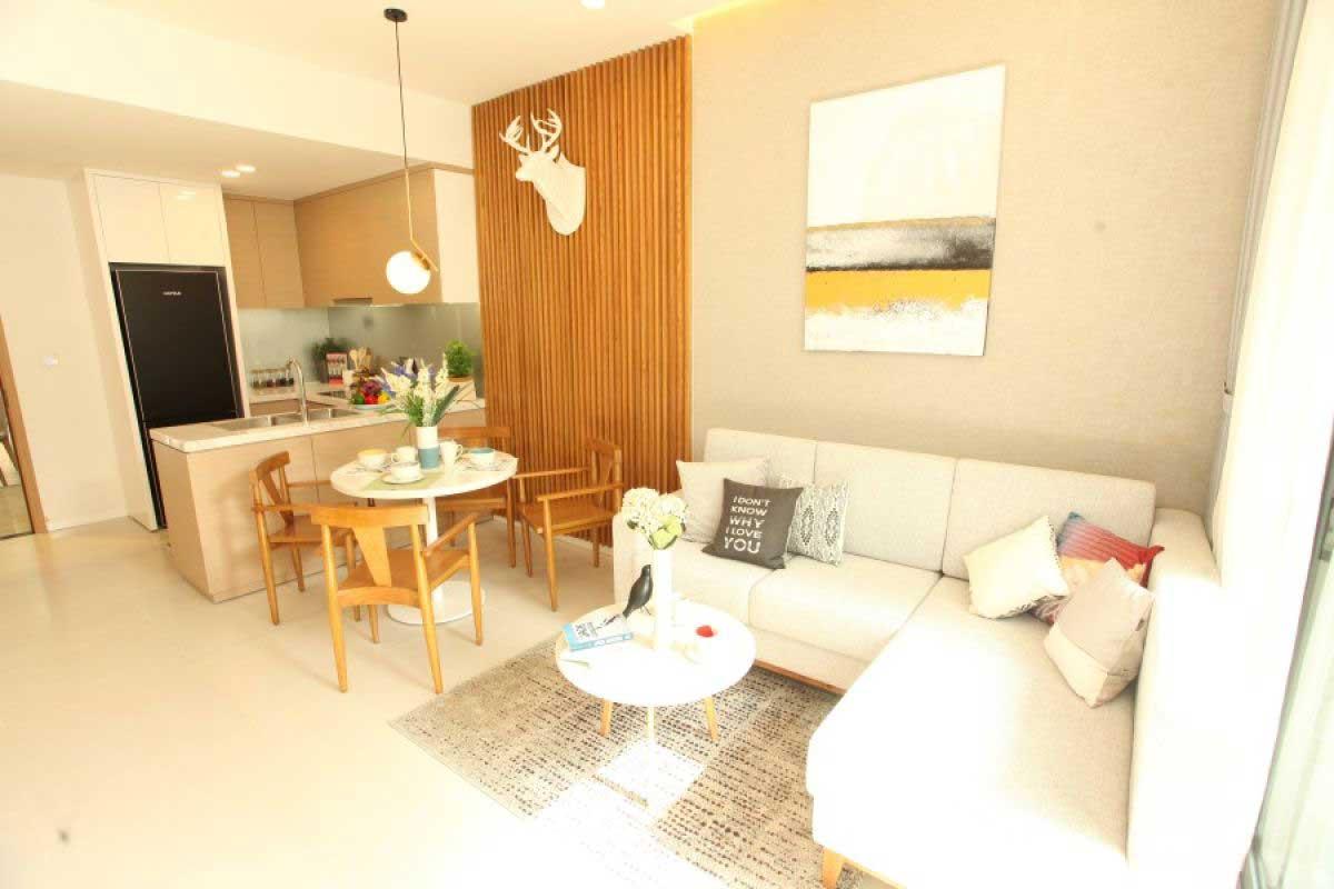sofa phong khach can ho d aqua quan 8 - D-AQUA QUẬN 8