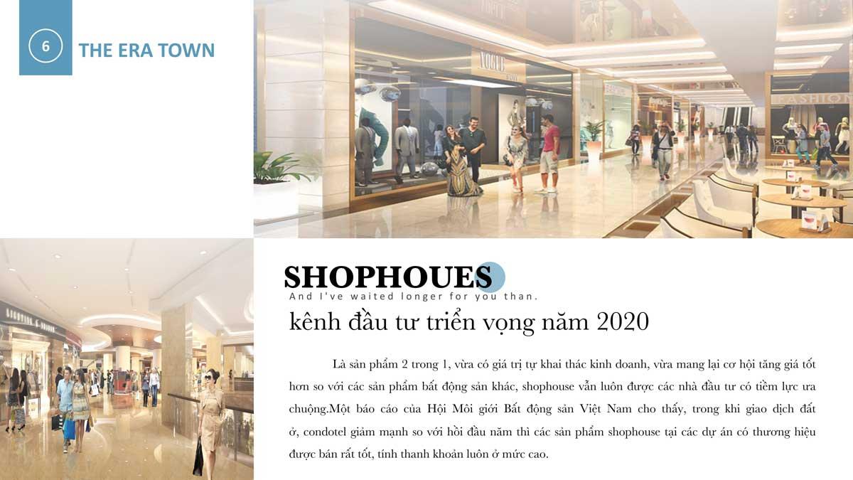 trien vong dau tu shophouse nam 2020 - SHOPHOUSE THE ERA TOWN ĐỨC KHẢI QUẬN 7
