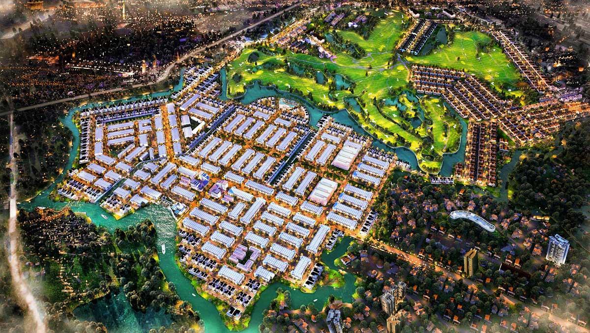 BIET THU BIEN HOA NEW CITY - BIỆT THỰ BIÊN HÒA NEW CITY