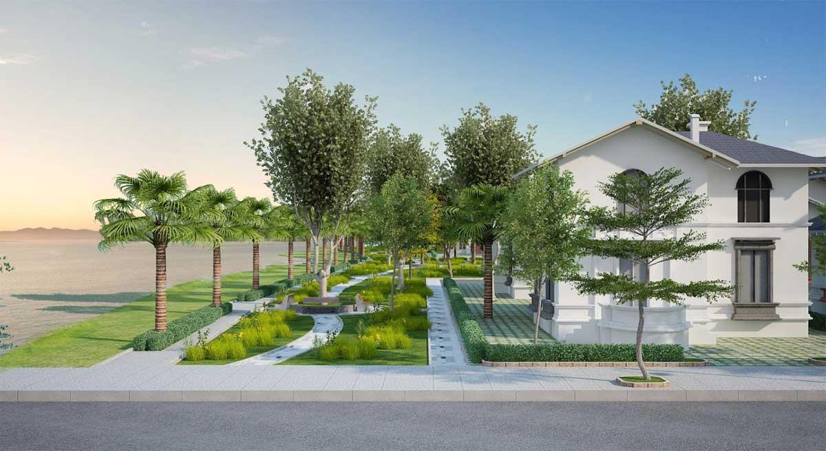 Biet thu Ven song garden riverside long an - GARDEN RIVERSIDE THỦ THỪA LONG AN