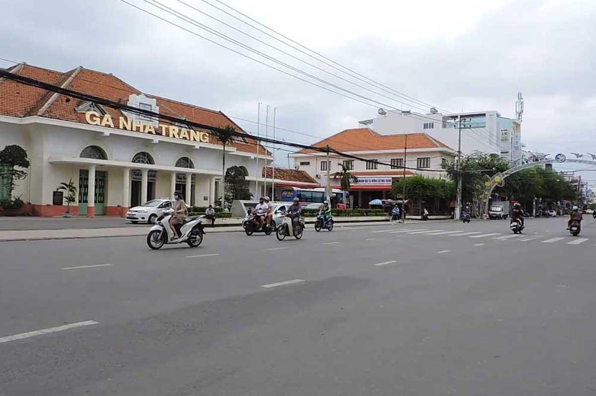 Ga Nha Trang - THE ASTON LUXURY RESIDENCE NHA TRANG