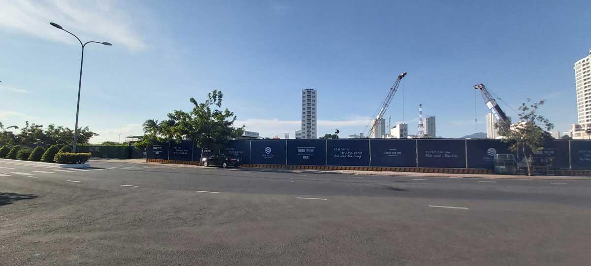 Tien do thi cong Du an Can ho The Aston Luxury Residence Nha Trang ngay 28 thang 09 nam 2020 - Tiến độ thi công Dự án The Aston Luxury Residence Nha Trang