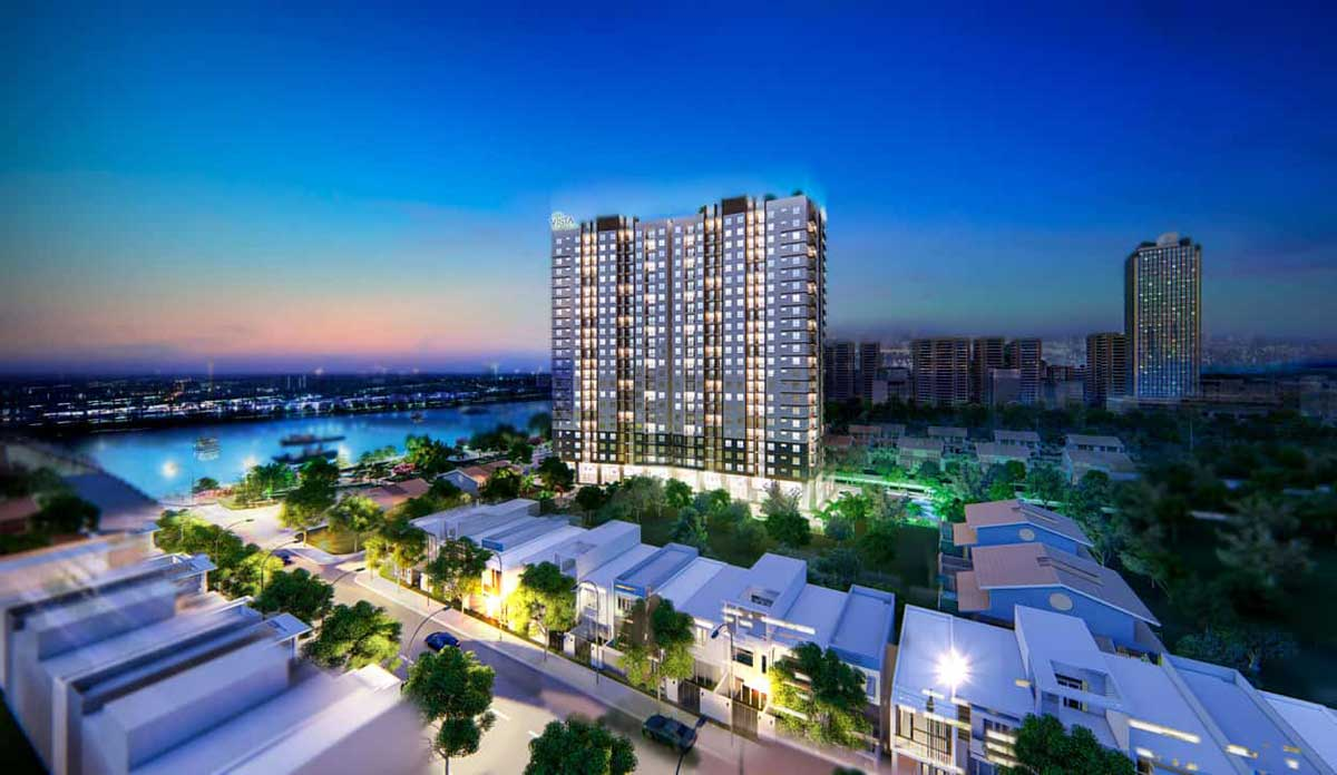Vista Riverside Binh Duong - VISTA RIVERSIDE BÌNH DƯƠNG