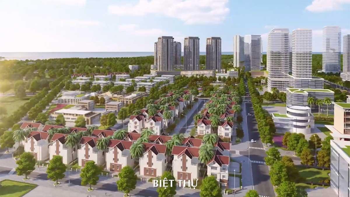 biet thu du an dic solar city vung tau - DIC SOLAR CITY VŨNG TÀU