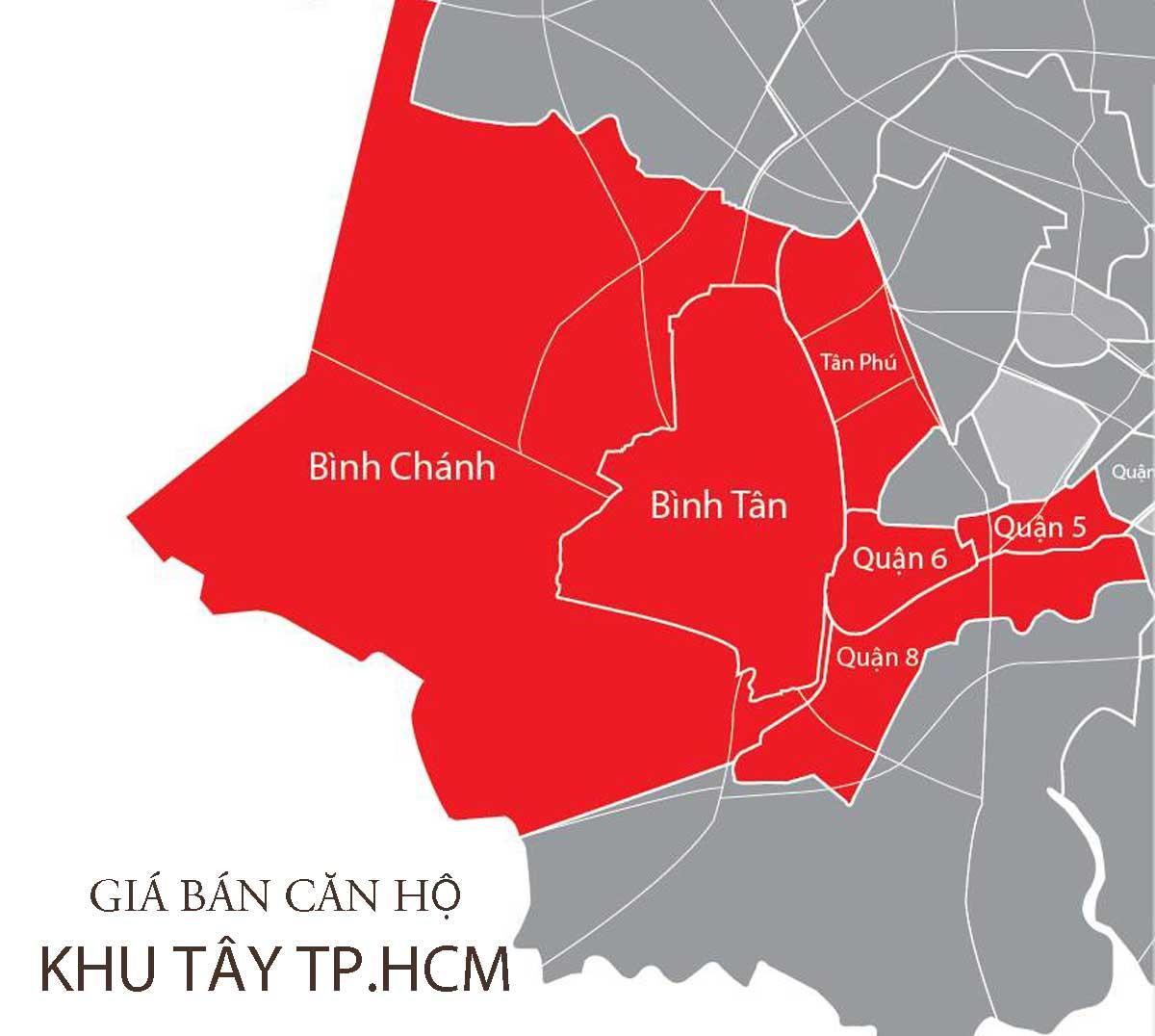 gia ban can ho khu tay tphcm - CẬP NHẬT GIÁ BÁN CĂN HỘ TẠI TP.HCM NĂM 2020