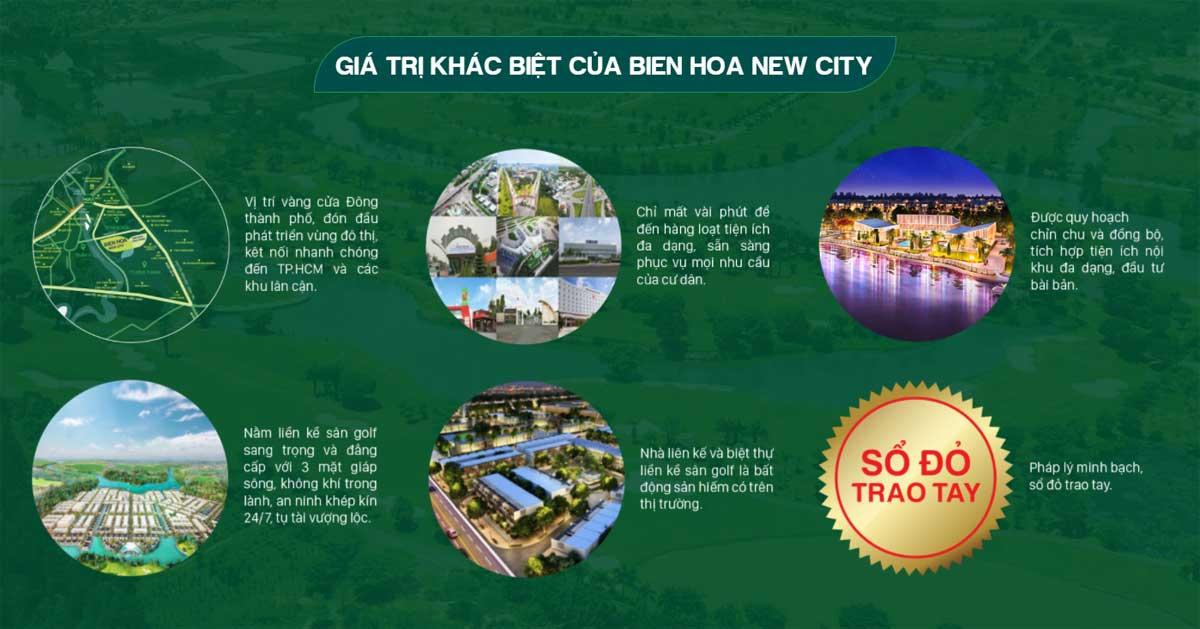 gia tri khac biet cua bien hoa new city - BIỆT THỰ BIÊN HÒA NEW CITY