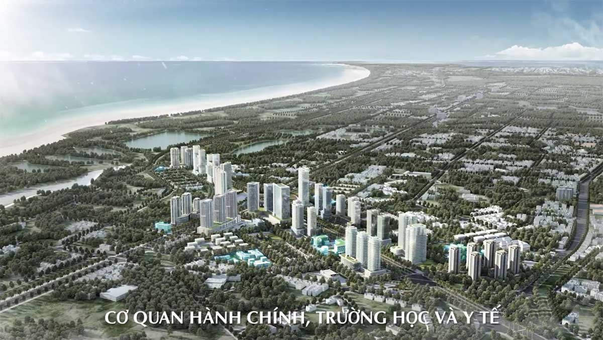 khu co quan hanh chinh truong hoc y te du an dic solar city vung tau - DIC SOLAR CITY VŨNG TÀU