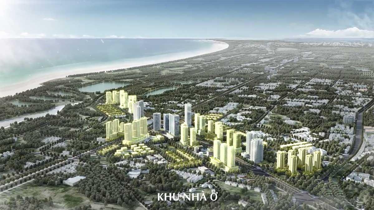 khu nha o du an dic solar city vung tau - DIC SOLAR CITY VŨNG TÀU