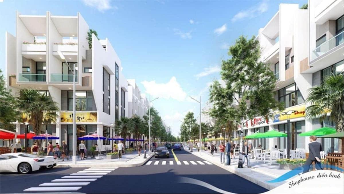 khu shophouse lavita city - DỰ ÁN LAVITA CITY ĐỒNG NAI