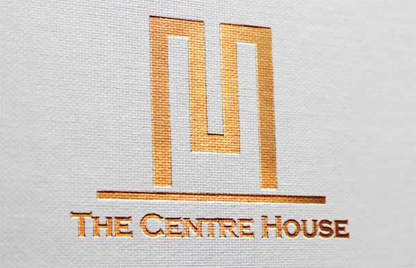 logo the centre house - THE CENTRE HOUSE NHƠN TRẠCH