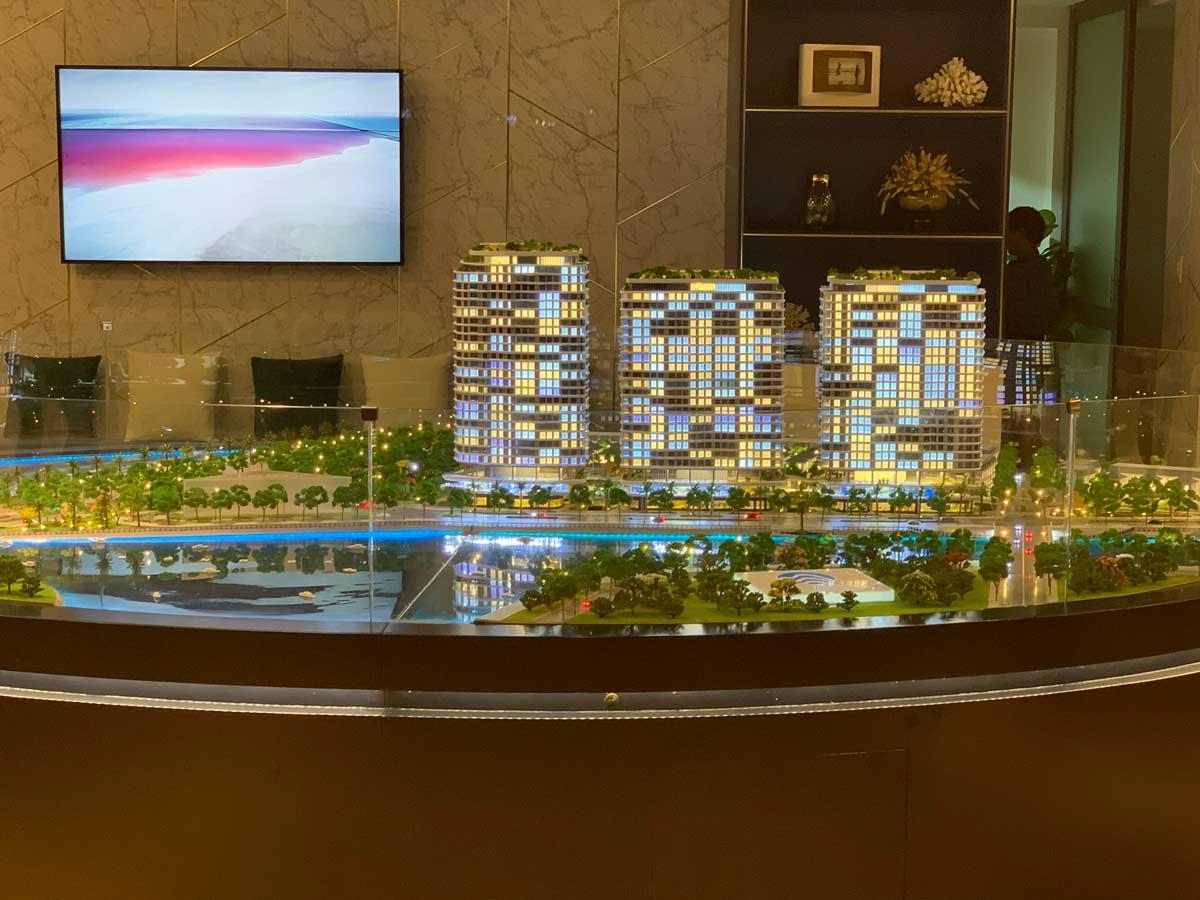 san ban du anThe Aston Luxury Residence Nha Trang - THE ASTON LUXURY RESIDENCE NHA TRANG