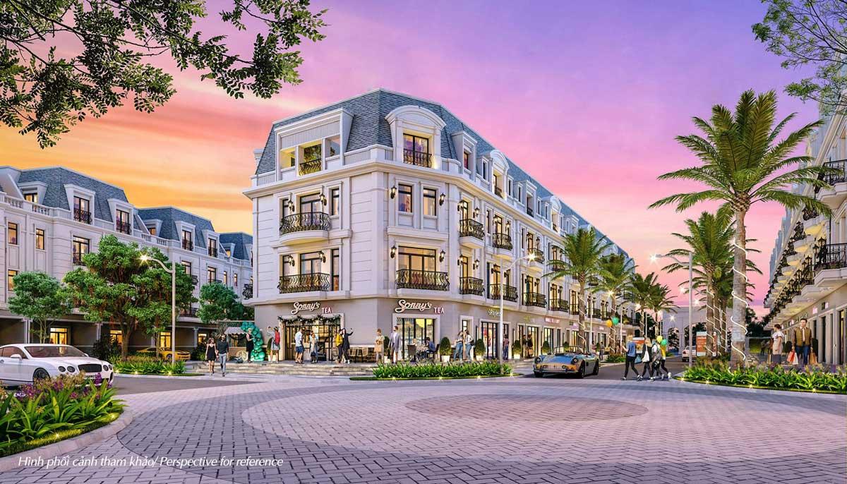 shophouse amelie villa phu my hung - AMELIE VILLA PHÚ MỸ HƯNG