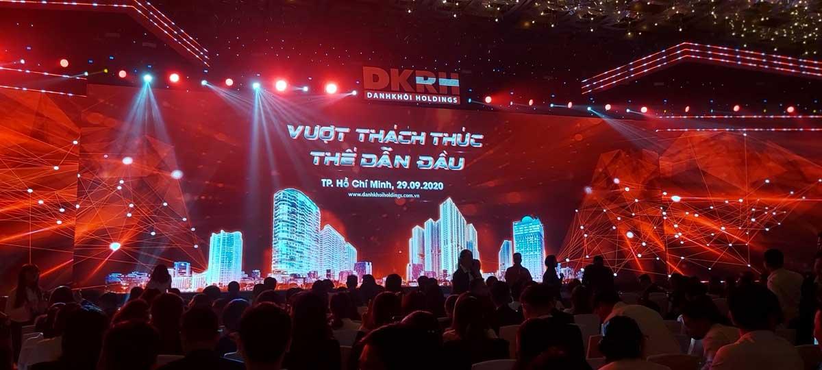 """su kien vuot thach thuc the dan dau cua danh khoi - Tập đoàn Danh Khôi ra mắt """"Hình trình người dẫn đầu"""" – Ghi dấu ấn 15 năm phát triển trên thị trường"""