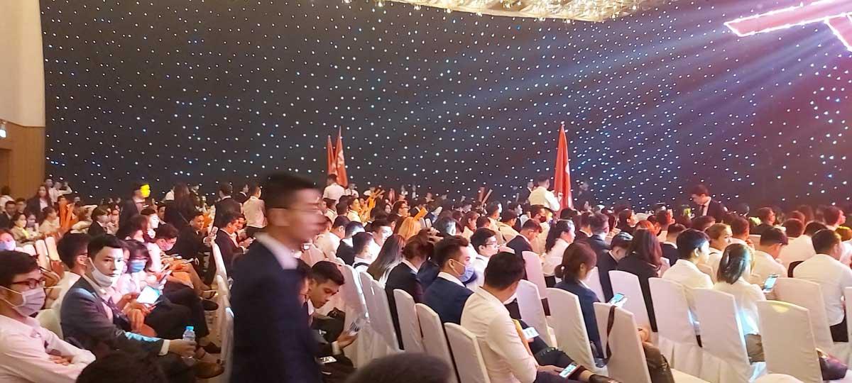 """su kien vuot thach thuc the dan dau danh khoi - Tập đoàn Danh Khôi ra mắt """"Hình trình người dẫn đầu"""" – Ghi dấu ấn 15 năm phát triển trên thị trường"""
