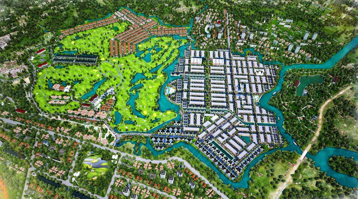tien ich du an bien hoa new city - BIỆT THỰ BIÊN HÒA NEW CITY