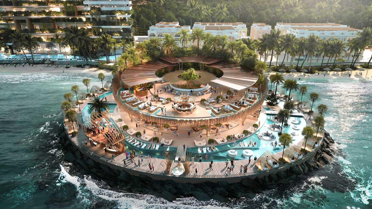 Beach Club Vega City Nha Trang - Vega City Nha Trang