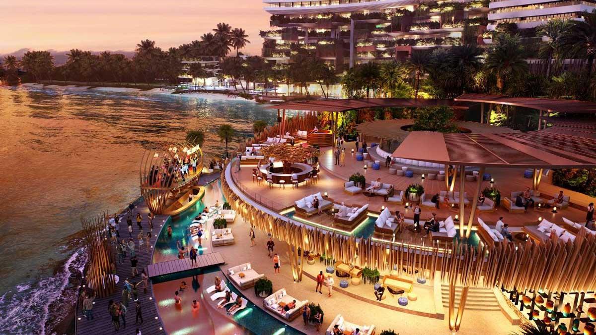 Beach Club du an Vega City Nha Trang - Vega City Nha Trang