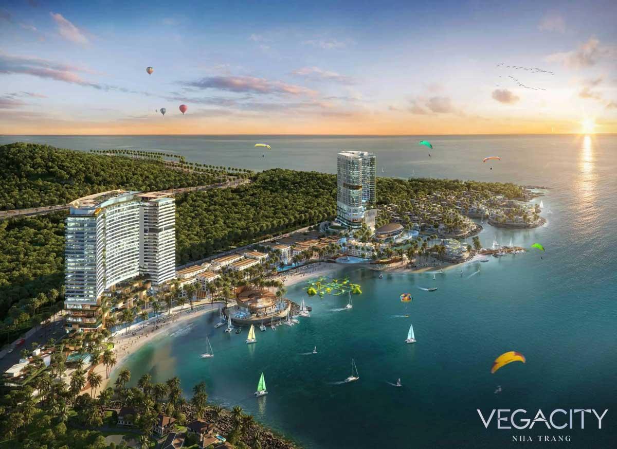 Can ho Vega City Nha Trang - Vega City Nha Trang
