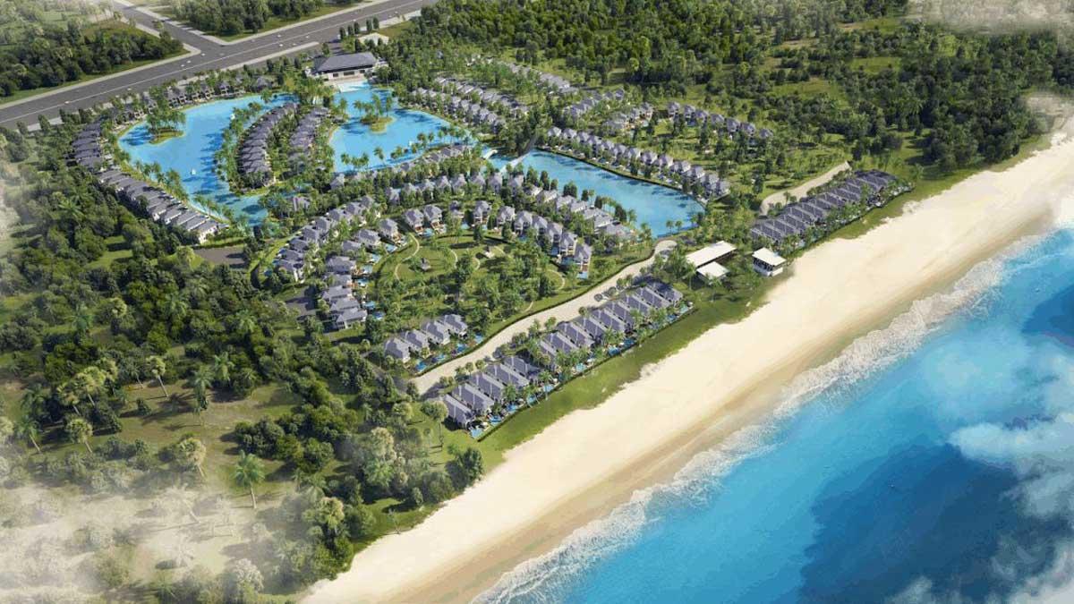 Du an Biet thu Palm Beach Vung Tau - PALM BEACH VŨNG TÀU