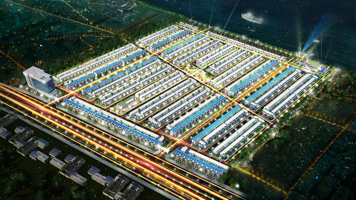Du an Fenix City - Fenix City Hậu Giang