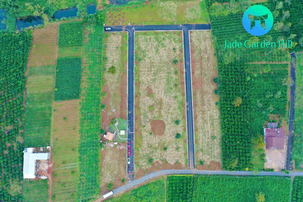 Hinh anh Dat nen Jade Garden Hill - JADE GARDEN HILL