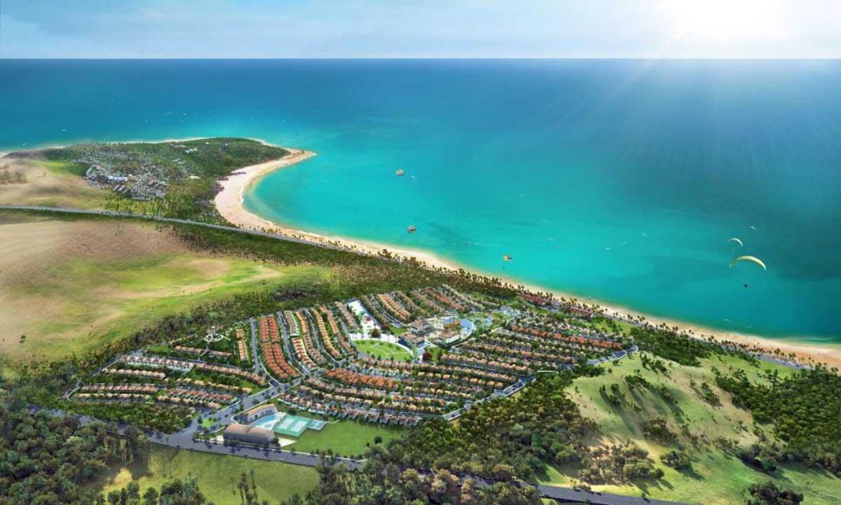 Phối cảnh Dự án Palm Beach Vũng Tàu