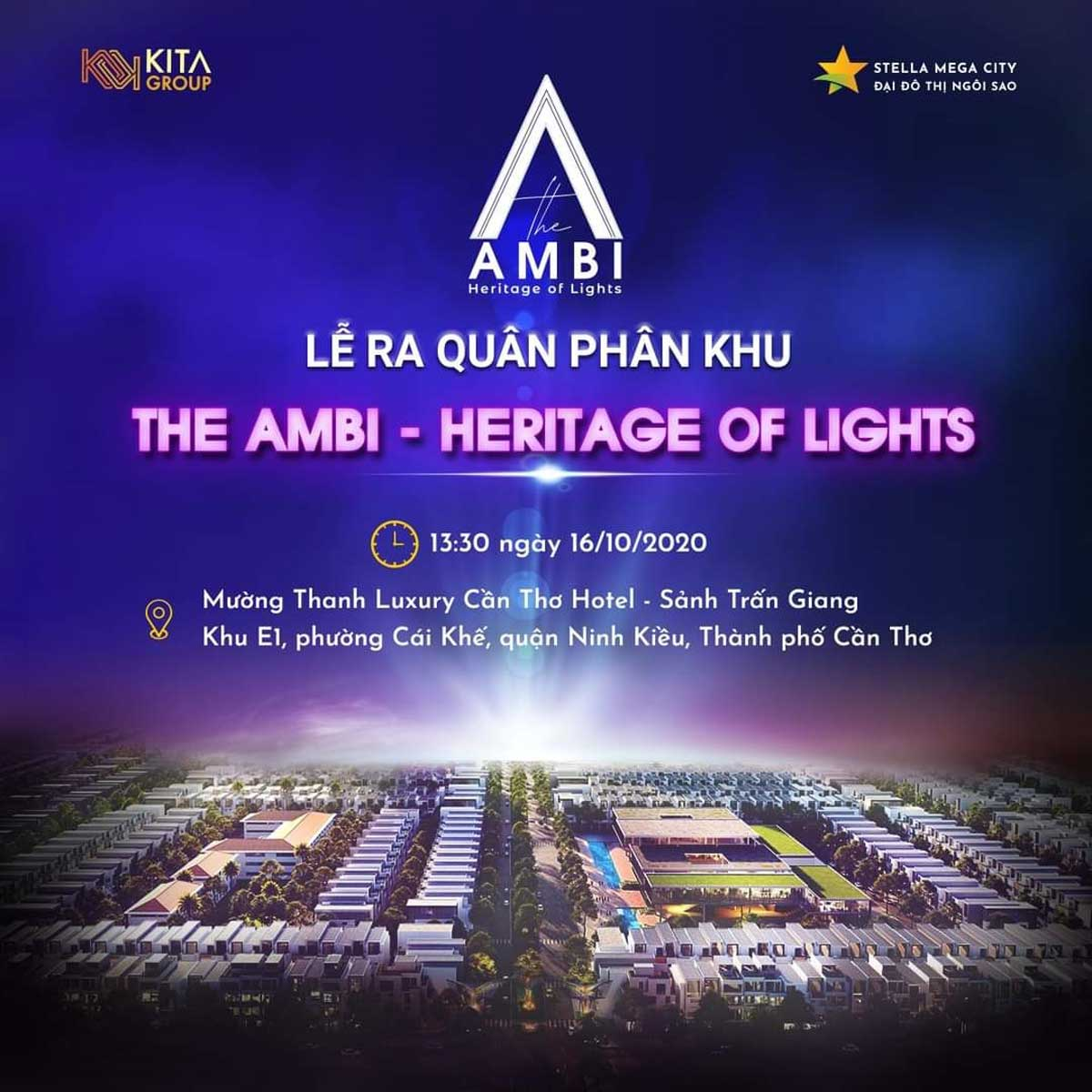 The Ambi - Heritage of Lights