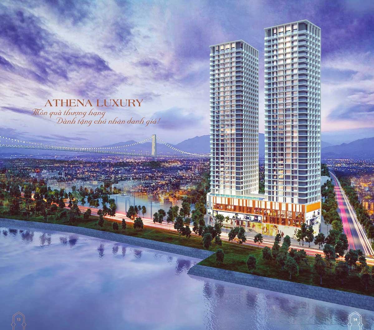 athena luxury da nang - Athena Luxury Đà Nẵng Riverside